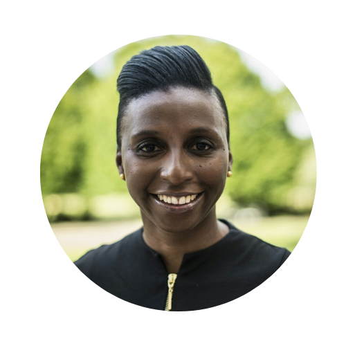 Donna Fraser - Olympian, Diversity & Engagement Lead